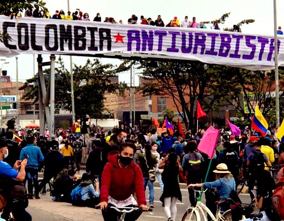 Colombia antiuibista
